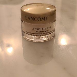 Lancome absolue eye cream premium